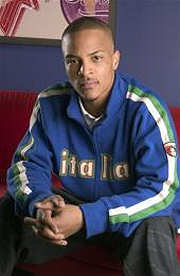 T.I. - American Gangster - The New Ridley Scott Film Starring Russell Crowe and Denzel Washington